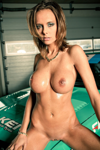 Viewpornstars Beautiful Tits Race Car