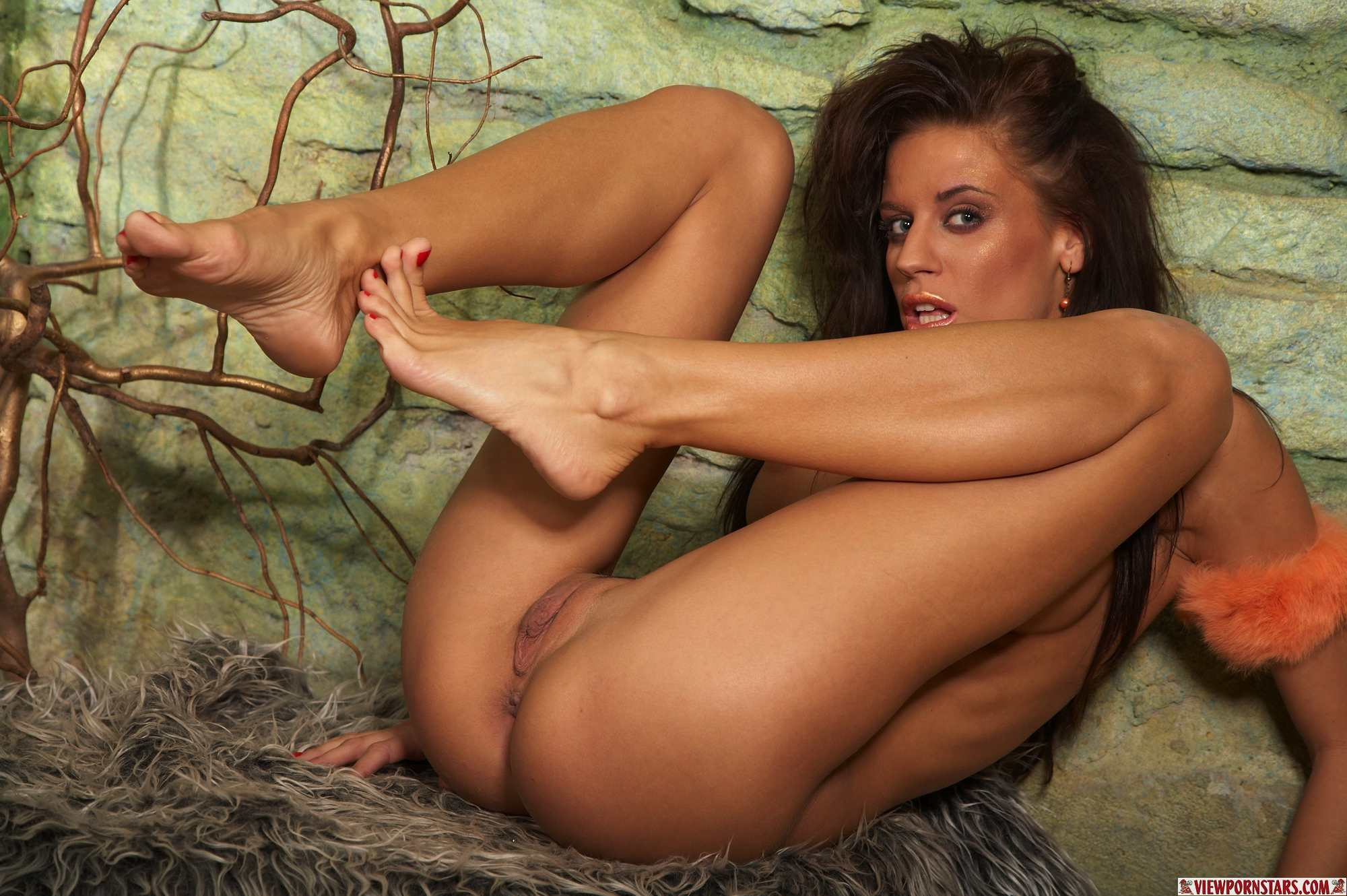 hairy female porn stars naked